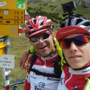 Etappe4 - Pass da Costainas